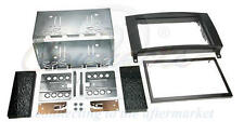 MERCEDES CLASSE A 04-12 W169 Doppio Din Auto Stereo Cruscotto Kit Di Montaggio 23MB01