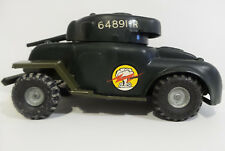 ARMY : VINTAGE ARMOURED CAR MODEL MADE BY TRI-ANG - M101