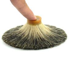 ZY 24*67mm Big Pure Badger Hair Knot Shaving Brush Head Barber Salon Shave DIY