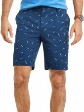 IZOD Mens Bonefish Print Shorts