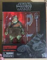 "Gamorrean Guard 6"" The Black Series STAR WARS Target Exclusive New In Hand Mint"