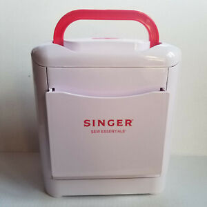 SINGER SEW ESSENTIALS Thread & Tool Caddy - Holds 40 Spools + More!