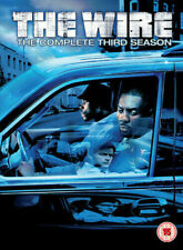 The Wire: The Complete Third Season DVD (2007) NEW