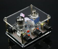 G1-Pro Guitar Effector Pedal 6N4 Tube Valve Distortion Overdrive by Pass Booster