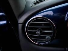D Chrysler PT Cruiser Chrom Ringe für Lüftungsgitter außen - Edelstahl poliert