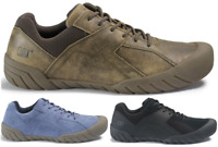 CAT CATERPILLAR Haycox Leather Sneakers Casual Athletic Trainers Shoes Mens New