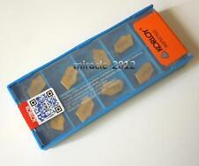 10 pcs SP200 NC3030 KORLOY Grooving Cut-Off Carbide Inserts 2mm Width CNC Lathe