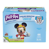 Pull-Ups Learning Designs Potty Training Pants for Boys, 3T-4T (32-40lb), 22 Ct
