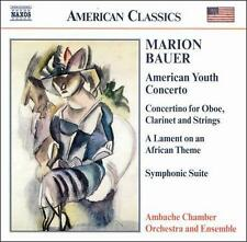 Marion Bauer: American Youth Concerto, New Music