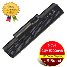 5200mah Laptop Battery for Gateway Nv52 Nv53 Nv54 Nv56 Nv58 Nv59 As09A61 6 Cell