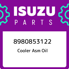 8980853122 Isuzu Cooler asm oil 8980853122, New Genuine OEM Part