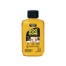 Goo Gone 3-fl oz Degreaser Remove Sticker Tar Gum Tape Cleaning Liquid Citrus Ne