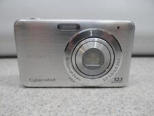 Sony Cyber-shot DSC-W310 12.1 MP - Digital Camera - Silver  *free shipping!