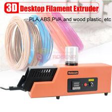 3d Desktop Filament Extruder Machine 3D Filament Maker 3D Printing Consumables