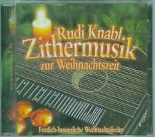 KNABL, Rudi - Zithermusik zur Weihnachtszeit - Festlich-besinnliche Lieder - Neu