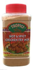 Tropics Kentucky MERIDIONALE FRITTO Hot & Spicy Rivestimento Originale Pollo Fry Mix