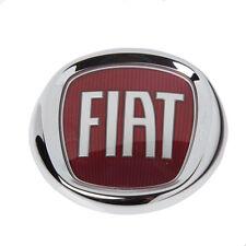 Front Bumper Make Badge Car Emblem Logo Fiat 500 07-On Exterior VM Part 51932710