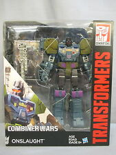 "Transformers Combiner Wars ""ONSLAUGHT"" for BRUTICUS Combaticons NEW Hasbro 2015"