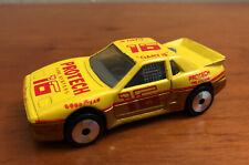 Matchbox Laser Wheels Pontiac Fiero 1985 Gary B