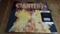 Pantera ‎– Reinventing The Steel Vinyl LP Album Reissue 180g 2012 NEW SEALED