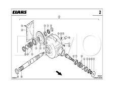 Claas Variant 180 TYP 047 Spare Parts Catalogue, Original Manual PDF catalog