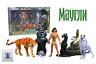"MAUGLI PROSTO Toys ""Mowgli"", Collection Figure, Set (7 pc.), Cartoon Character"