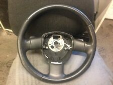 Audi A3 8P 3 Spoke Sport Steering Wheel - No Airbag included - DSG PADDLE SHIFT