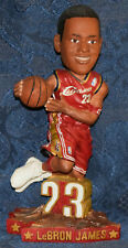 """FOREVER Collectibles LeBRON JAMES Bobble Head Figure NBA Cavaliers 7 3/4"""", 2003"""