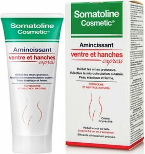 Somatoline Cosmetic Slimming Tummy And Hips Express Reduces Fat Deposits 150ml