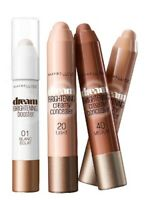 MAYBELLINE Dream Brightening Creamy Booster/Concealer 3g SEALED - various shades