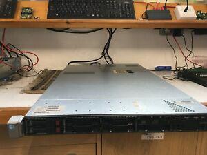 HPE Proliant DL360p Gen8 Dual 8-Core E5-2650v2 32GB RAM 2x900GB SAS VMWARE 7.0