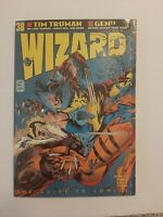Wizard #38 The Guide to Comics 1994 Wolverine/ Sabretooth