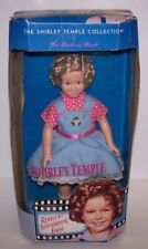 """Shirley Temple 12"""" Doll Collection Rebecca Of Sunnybrook Farm The Danbury Mint"""