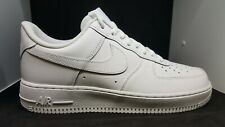 NIKE AIR FORCE 1  315122 111 CLASSIC MENS LOW TOP WHITE WALKING CASUAL SHOES -