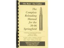 .30-06 Springfield  Reloading Manual LOADBOOK USA 30 - 06  New  Latest Edition G
