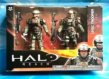 HALO REACH SERIES 1  UNSC TROOPER ACTION FIGURE 2-PACK  McFARLANE TOYS