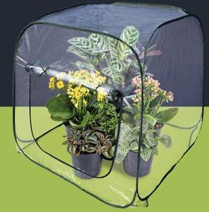 New Pop up Greenhouse Vegetable Grow Bag Hobby Growhouse 100 x 100 x 100 cm