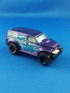 Miniature petite voiture hotwheels 1/64 power panel mattel 2002