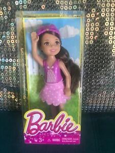 New Barbie Chelsea Owl Doll w Mask