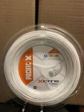 PACIFIC - Xcite Premium Poly 16 Gauge Tennis String Reel