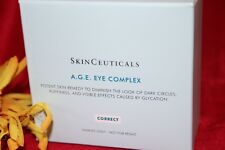 SKINCEUTICALS AGE EYE COMPLEX 10 SAMPLES NEW IN BOX AUTHENTIC FRESH TRAVEL