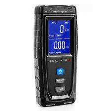 Emf Meter Rechargeable Digital Electromagnetic Field Radiation Detector Handheld