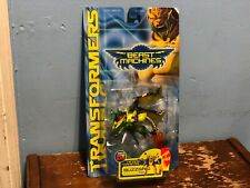 MOC SEALED NEW Hasbro Transformers Beast Machines BUZZSAW Evil Vehicon Figure