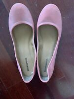 Women's Mossimo Supply Co. Ballet Flats: Pink, Size 8 Ona Scrunch