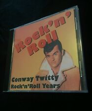 Conway Twitty Rock'N'Roll Years RARE Holland Import