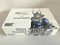 Final Fantasy TCG - Opus X Booster Box - Factory Sealed