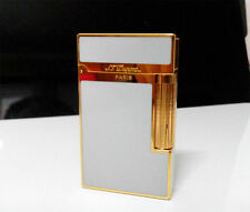 2017 HOT NEW S.T Memorial lighter Bright Sound! Chinese white lacquer Phnom Penh