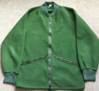 GENUINE BRITTISH ARMY ECW FLEECE.THERMAL COAT LINER. GRADE 1/ISSUED.