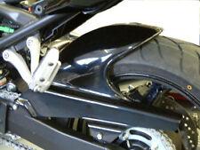 Parafanghi posteriore nero per moto Suzuki