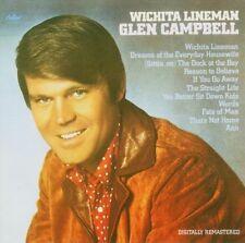 Glen Campbell - Wichita Lineman [New CD] Rmst
